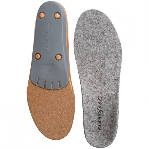 Superfeet-MerinoGREY-Support-Insoles