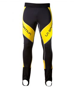 Syborg Racing Pant M grey-yellow (A15GY)